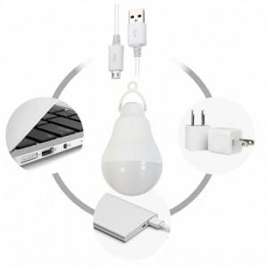 چراغ آویز سفری USB-تصویر 4
