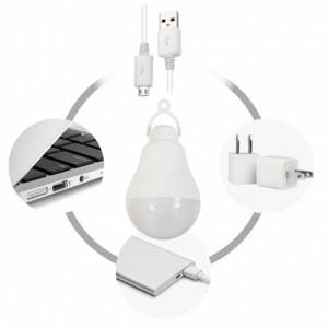 چراغ آویز سفری USB-تصویر 3