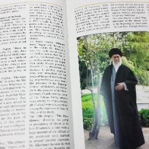 کتاب مصور روایتی از زندگی و زمانه حضرت آیت الله سید علی خامنه ای-تصویر 4