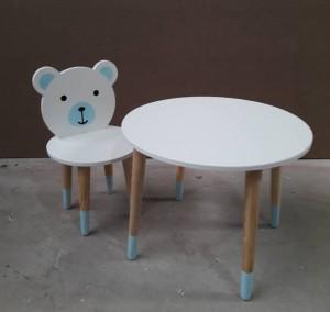 میز و صندلی خرسی