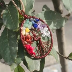 گردنبند و رومانتویی درخت زندگی-تصویر 2
