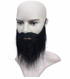 ریش و سیبیل نمایشی مدل ریش کوتاه سیاه دنیای سرگرمی های کمیاب-تصویر 4