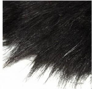 ریش و سیبیل نمایشی مدل ریش کوتاه سیاه دنیای سرگرمی های کمیاب-تصویر 3