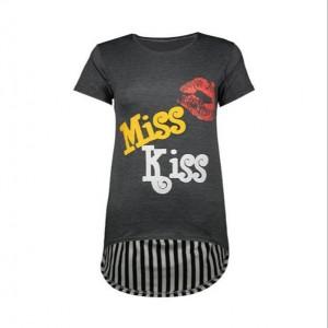 تی شرت آستین کوتاه زنانه کد M22