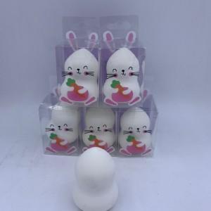 پد تخم مرغي طرح خرگوش