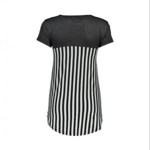 تی شرت آستین کوتاه زنانه کد M22-تصویر 3