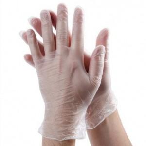 دستکش وینیل اپی پرفکت 10 عددی-تصویر 3