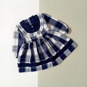 پیراهن پاییزه دخترانه
