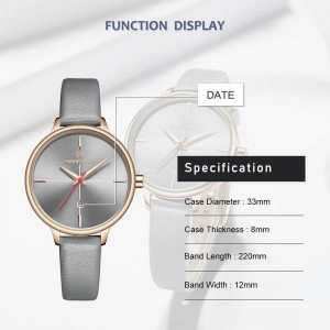 Naviforce New collectionfull date 5006For women 2020-تصویر 2