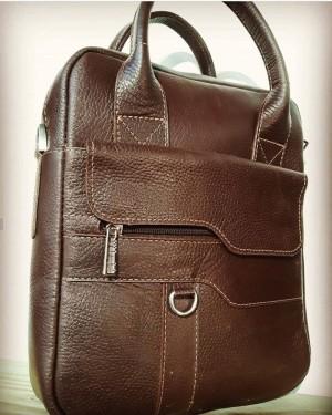 کیف اداری چرم طبیعی-تصویر 3