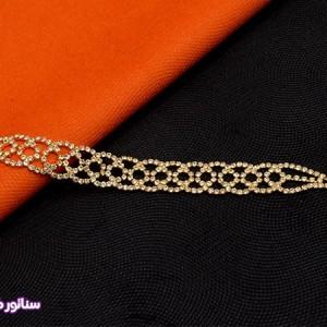 دستبند زنانه نگین دار سناتورمد DZ1045