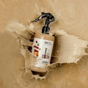 بستی مو بیول مدل شکلاتی COCOA تقویت کننده موهای آسیب دیده-تصویر 2