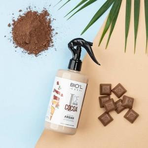 بستی مو بیول مدل شکلاتی COCOA تقویت کننده موهای آسیب دیده