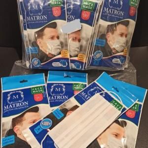 ماسک بهداشتی سه لایه فول پرس-تصویر 3