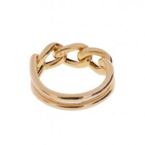 انگشتر طلا 18 عیار کارتیه-تصویر 2