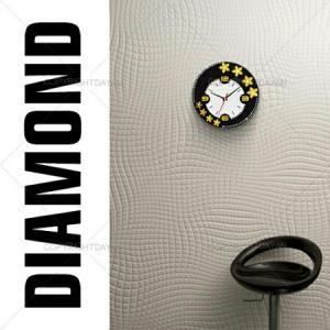 ساعت دیواری الماس-تصویر 3