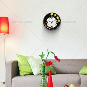 ساعت دیواری الماس-تصویر 4