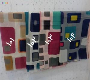 شال طرح مربعی-تصویر 2
