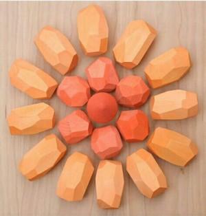 سنگهای چوبی