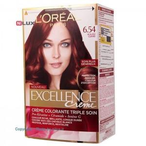 کیت رنگ موی لورآل سری Excellence شماره 6.54-تصویر 4