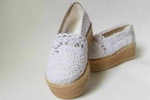 کفش لژدار گیپوری زنانه-تصویر 2
