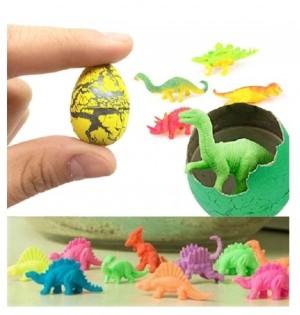 اسباب بازی شانسی طرح تخم دایناسور بسته 6 عددی-تصویر 2