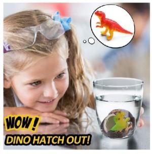 اسباب بازی شانسی طرح تخم دایناسور بسته 6 عددی-تصویر 4
