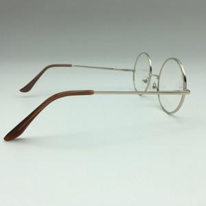 عینک طبی ضد اشعه طلایی-تصویر 2