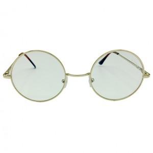 عینک طبی ضد اشعه طلایی
