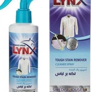 اسپری لکه بر لباس لینکس ( Lynx )