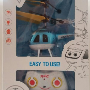 مینی هلیکوپتر کنترلی-تصویر 2