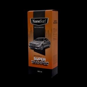 سوپر شامپو خودرو نانو