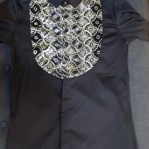 پیراهن طرح پولک کاری-تصویر 2