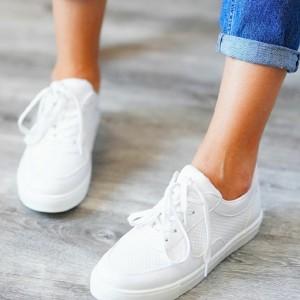 کفش کتانی قالب استاندارد
