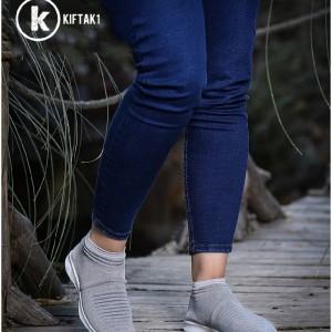 کفش بافتی جورابی زنانه