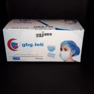ماسک سه لایه جراحی تمام پرس التراسونیک-تصویر 2