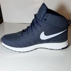 کفش نایک سرمه ای-تصویر 2