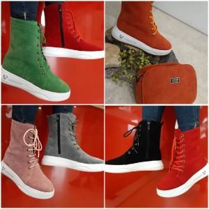 کفش بوت کد ۲۲۰-تصویر 2