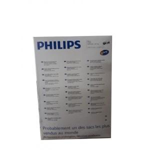 پاکت میکروفیلتری جاروبرقی فیلیپس وآاگp3-P5خارجی(4تایی)-تصویر 2