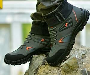 کفش مردانه طوسی JIAX