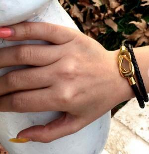 دستبند چرم کارتیر-تصویر 2