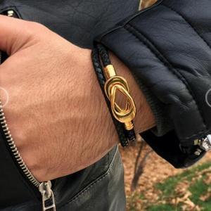 دستبند چرم کارتیر-تصویر 3
