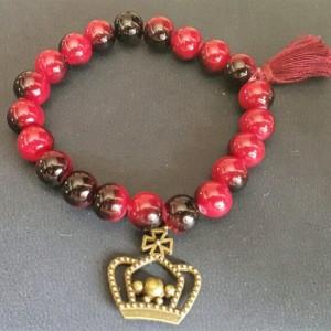 سری دستبندهای رنگی،قرمز3 کد:MP0041