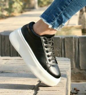 کفش کتانی  مک کویین لژدار-تصویر 4