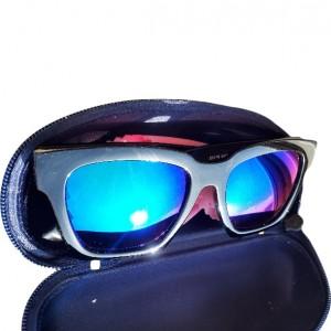 عینک آفتابی Ocean Sharp Black + کیف محافظ-تصویر 2