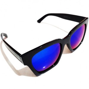 عینک آفتابی Ocean Sharp Black + کیف محافظ