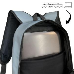 کوله پشتی حمل لپ تاپ و وسایل شخصی-تصویر 4
