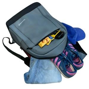 کوله پشتی حمل لپ تاپ و وسایل شخصی-تصویر 3