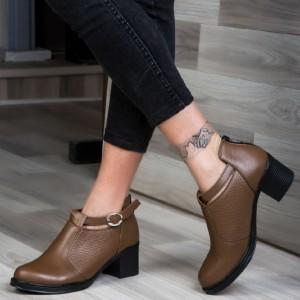 کفش مجلسی بوت لاکچری چرم-تصویر 3