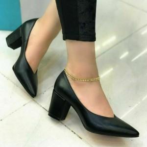 کفش راحتی پاشنه ۵ سانت-تصویر 2